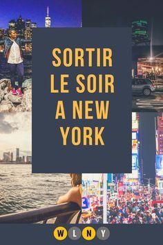 New York est une ville où la vie nocturne est importante ! Vous ne vous sentirez pas en danger pour sortir le soir à New York. Je vous donne mes idées de sortie favorites pour une soirée à New York : rooftop, balade au bord de l'eau, Broadway Show, .... La liste complète est sur le blog ! http://www.we-love-new-york.com/sortir-a-new-york-le-soir-mes-recommandations/