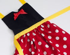 Princess starter pack of 4 dress up aprons: by SimplyRoyalDress