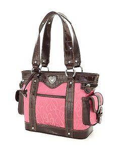 12 best pink purse images leather totes pink zebra pink zebra rh pinterest com
