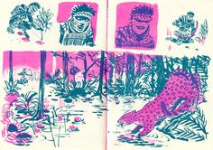 I'm very excited to announce that my risograph comic 'X' was also accepted into the Society of Illustrators comics and cartoon art annual (along with my Little Nemo Piece). Thank you so much to the...