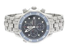 OMEGA, Seamaster Professional (300m/1000ft), Chronometer, Cal 1164, Movement no. 81658050, Serial no. 81658050, PIC no. 2225.80.00, Ref no. SU 378.0522, Case no. 178.0522, chronograph, men´s wristwatch, 41,5 mm, steel, self winding, sapphire crystal, date, helium valvue, original bracelet, folding clasp, Ref no. 1504/826, certificate, April 2011, case, paper box. #watches #omega #seamaster