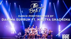 "Dance Show ""The Best"" / Dance Perform. by DARINA SUPRUN ft. NASTYA SHADR..."