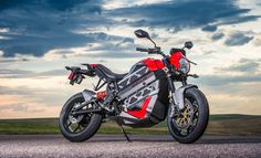The Victory Empulse TT is designed for both sporty riding and casual commuting