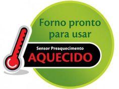 Fogão 5 Bocas Consul Facilite CF575AB Sensor Pré - Aquecimento Acendimento Automático Branco com as melhores condições você encontra no Magazine Voceflavio. Confira!