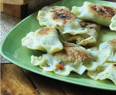 Chinese potstickers served at restaurants are generally off-limits for those avoiding gluten. This recipe duplicates all the flavor and texture without the gluten. Pair with a dipping sauce or two (gluten-free tamari, hot chili oil or sweet chili sauce). For vegetarian potstickers, omit the meat.