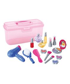 Another great find on #zulily! Makeup Artist Set by Playgo #zulilyfinds