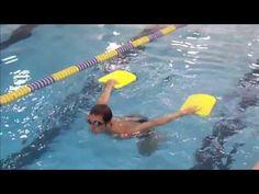Swimming - Turns - Freestyle Flip Turn Step #5 - YouTube