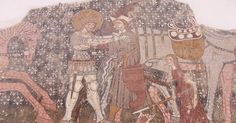 King St Ladislaus's legendary fight with a Cuman warrior