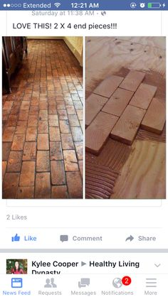 Unique Wood Flooring Tapping Block