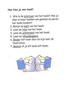 Hoe kies je een boek?