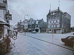 De winkel aan de Schrans in Leeuwarden