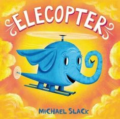 Tuesday, April 7, 2015. Fly along with Elecopter as she soars above the savannah, patrolling the skies with her fire-hose nose at the ready. The other animals are safe with Elecopter on the scene--Elecopter is a hero for all.