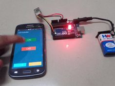 Ever thought of controlling any electronic devices with your smart phone ?Controlling your robot or any other devices with your smartphone will be really cool. Here...