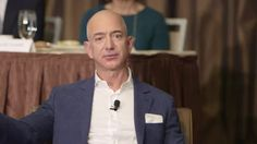 A conversation with Amazon's founder and chief executive officer, Jeff Bezos.