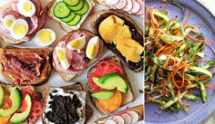 Fun and simple picnic recipes from Saveur.com