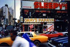 Corner of 79th  Broadway