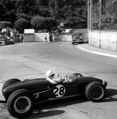 1960 Stirling Moss, Rob Walker Racing Team, Lotus 18 Climax