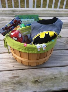 My 3 year old boys easter basket with no candy easter baskets easter decoration easter basket ideas easter basket ideaseaster basketseaster ideasgift baskets4 year old boyeaster negle Gallery