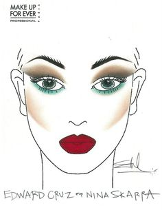 Make Up For Ever.