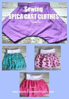 77839a4bbf992 Sewing Spica Cast Clothes Baby Clothes Patterns