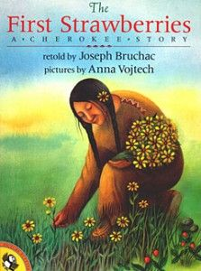 A beautiful Cherokee legend retold by Joseph Bruchac.  A very meaningful story about making peace, forgiveness and not speaking to others out of anger.