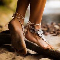 Sunset Anklet