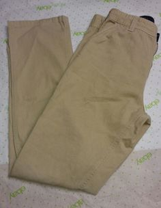 Boys Size 14 Carter's Chino Khaki Dress Pants 100% Cotton EUC Worn 1X | Clothing, Shoes & Accessories, Kids' Clothing, Shoes & Accs, Boys' Clothing (Sizes 4 & Up) | eBay!