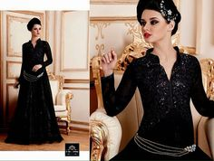 Dazzling Queen Anarkali Indian Pakistani by MaahRoseClothings