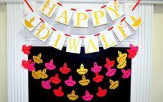 Diwali Party, Diwali Diy, Diwali Craft, Diwali Celebration, Diwali Gifts, Happy Diwali, Diwali Rangoli, Easy Rangoli, Red Crafts