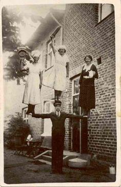 The 1932 Servant Olympics, London.