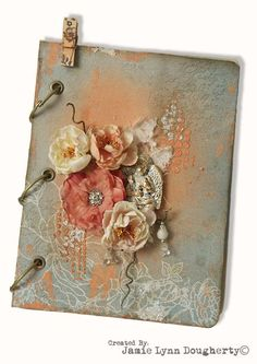 Mixed Media album by Jamie Dougherty for Prima