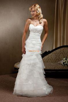 Obdélník Léto Šerpy / Stuhy Luxusní svatební šaty