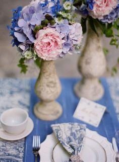 #Santorini Blue Wedding