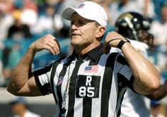 "I *LOVE* someone in a position of power who can admit they made a mistake! ""The NFL undoubtedly wanted the controversy to go away, but Hochuli didn't help. He responded to hundreds of angry e-mails, prompting stories in The San Diego Union-Tribune and USA Today about his public display of remorse."""