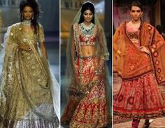 Tarun tahiliani bridal collection.. Which one do you like..??