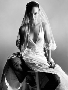 Rachel McAdams Photographed by Michael Thompson
