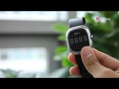 Blind People Can Now Read Their Smartphones Thanks to This Brilliant Braille Smartwatch | GOOD