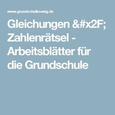 39 best Mathematik Mathe Arbeitsblätter Übungen Aufgaben images on ...