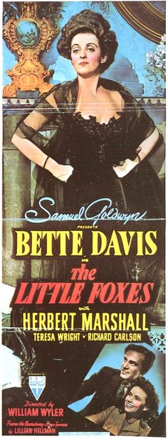 The Little Foxes - 1941