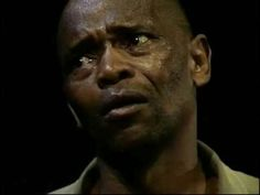 """▶ Scene from """"The Island"""" (Athol Fugard/Winston Ntshona/John Kani.) The Island is one of the most powerful plays I've ever seen."""