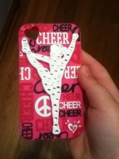 Cheerleading case from justice $15.00