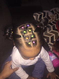 Hairstyles black Very cute intricate twist on pig tails. I can't wait to try this ! - Very cute intricate twist on pig tails. I can't wait to try this ! Mixed Baby Hairstyles, Cute Toddler Hairstyles, Kids Curly Hairstyles, Cute Little Girl Hairstyles, Natural Hairstyles For Kids, Cool Hairstyles, Hairstyle For Baby Girl, Hair For Little Girls, Infant Hairstyles