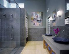 Master suite remodel, Washington DC - Contemporary - Bathroom - Dc Metro - CARNEMARK
