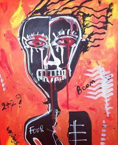 Judge Dred #art #figurativeart