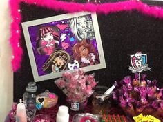Monster High Party #monsterhigh #party