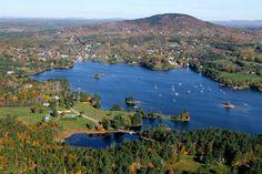 Blue Hill, Maine.  We LOVE the Blue Hill peninsula!
