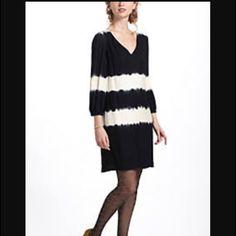 Inkwash Tie-Dye Shift by Floreat Inkwash Tie-Dye Shift by Floreat Anthropologie Dresses