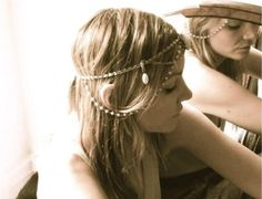 Retro Flame: Obsession of the moment: Headchains  http://retroflame.blogspot.ie/2012/07/obsession-of-moment-headchains.html