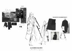 ARTS THREAD Profile - ARTS THREAD Fashion Design Sketchbook, Fashion Design Portfolio, Fashion Sketches, Portfolio Layout, Portfolio Samples, Sketchbook Layout, Creative Communications, Sketchbook Inspiration, Fashion Books