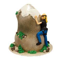 mountain climber cake Edmonton whimsicalcakestudio.com